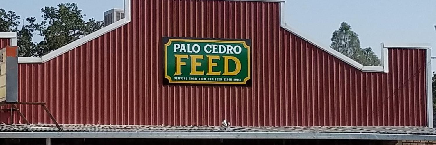 Palo Cedro Feed Storefront